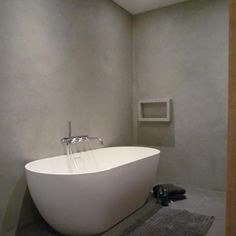 betoncire afwerking badkamer amstelveen