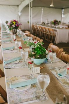 Vintage Wedding Ideas - Great for Any Party