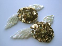 Golden Snitch Nipple Pasties by ~chibi-muse on deviantART