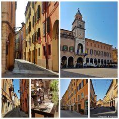 Cartes postales de  #Modène #Italie Monuments, Vogue Photo, Louvre, Building, Travel, Pisa Tower, Earth Quake, Sicily, Italy
