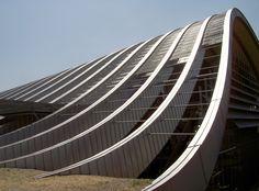 Renzo Piano Zentrum Paul Klee