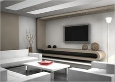 17 Best Contemporary Living Room With Modern Living Room Furniture - Interior Design Inspirations Kids Interior, Hall Interior Design, Interior Design Minimalist, Modern Minimalist Living Room, Home Modern, Simple Interior, Living Room Modern, Minimalist Home, Interior Paint