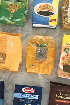 Unser großer Vergleichstest hilft Ihnen dabei, Ihre glutenfreie Lieblingspasta zu finden. Snack Recipes, Snacks, Sans Gluten, Chips, Food, Snack Mix Recipes, Appetizer Recipes, Appetizers, Potato Chip