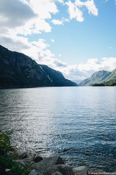 Odda Camping and Fjord Views That Will Inspire You To Start Camping