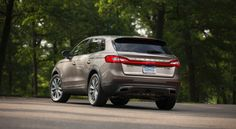 3 Thoughts With: The 2016 Lincoln MKX