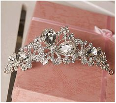 Cheap 2015 toner, Buy Directly from China Suppliers: Acessorios Para Cabelo Direct Selling Time-limited Freeshipping Romantic Crystal Zinc Alloy Round Tiaras Tiara Noiva Ru