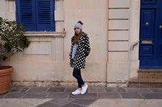 look, meus looks, moda, style, street style, europa, ilha de malta, viagens, malta, italy, itália, Nasty gal, lojas, looks, fashion, toucas de pelos, casaco de pelos, look de inverno, inverno, winter, trend, tendências