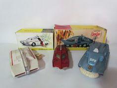 Dinky Toys - Captain Scarlet - R$ 990,00 no MercadoLivre