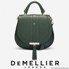 Demellier London The Mini Venice Bag - Meghan Markle, fiancé to Prince Harry of Wales, style - Handbag Diva