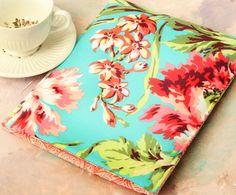 13 MacBook Air/Pro Case  - Laptop Case - in Hawaiian Flowers