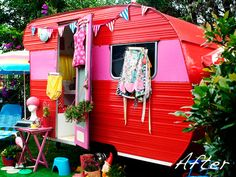 I would SO love to live like a gypsy for a few months!