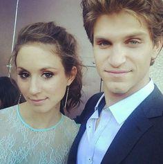 Troian & Keegan