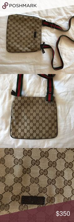 Gucci Crossbody Gently used Gucci crossbody Gucci Bags Crossbody Bags