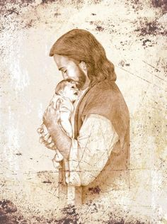"""Heavenly Father, are you really there? And do you Hear and Answer every Child's prayer? Some say that Heaven is far away, but I feel it close around me as I pray. Heavenly Father, I remember now, something that Jesus told disciples long ago: Suffer the Children to come to me, Father in Prayer I'm coming now to thee."" (Child's Prayer)"
