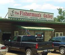 Fisherman's Galley for Fried Catfish with Aunt Punk...