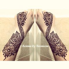 #mehendi #henna #design #hand #gorgeous #beautiful #lovely #pretty