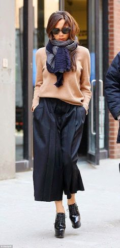 Pantalones culottes. Te apuntas a esta nueva tendencia? | Cuidar de tu belleza es facilisimo.com
