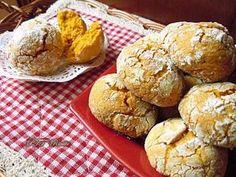 Biscotti alla curcuma facili facili