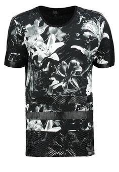 Black Kaviar - ARDEL - Print T-shirt - black