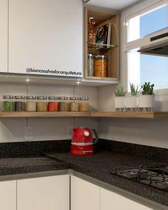 Kitchen Furniture, Furniture Design, Design My Kitchen, Interior Decorating, Interior Design, Kitchen Organization, My Dream Home, Home Kitchens, Sweet Home