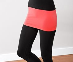 Sportovní břišní pásy, lze nosit také jako top bez ramínek. 2 ks