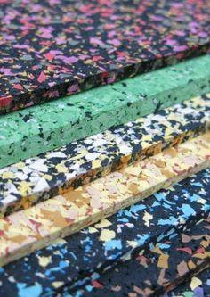 Surface Design Show materials inspiration. Love the different epoxy colors and aggregates in these terrazzo samples. Terrazzo, Material Board, Material Design, Interior Architecture, Interior And Exterior, Interior Design, Surface Design, Nachhaltiges Design, Design Trends