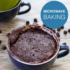 Quick and easy baking mug cake recipes and more!