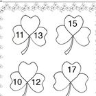Grab this free math worksheet to help students practice those tricky teen numbers.  It is created with a March theme using shamrocks.  I hope you e...