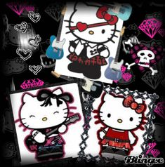 hello kitty rock star 3