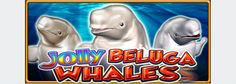 New casino slot game design with 3D sea characters