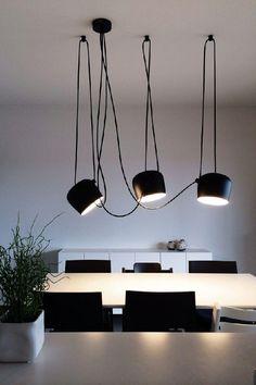 BEST INTERIOR DESIGN IDEAS FROM FLOS_See more inspiring articles at: www.delightfull.eu/en/inspirations/