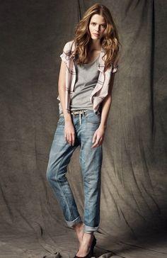 Blanco Spanish Fall Fashion Trends 2012