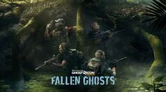 Tom Clancy's Ghost Recon Fallen Ghosts Expansion Pack Update
