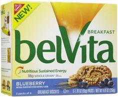 belVita Breakfast Biscuits, Blueberry Breakfast Biscuits, 8.8 oz - http://sleepychef.com/belvita-breakfast-biscuits-blueberry-breakfast-biscuits-8-8-oz/