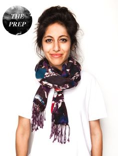 another cool whowhatwear feature...different ways to wear a scarf. this is pretty useful for me, considering printed scarves have become part of my fall uniform...so cozy.