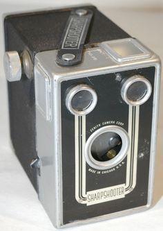 Vintage 1940s Zenith Camera Company by VintageRoyalTreasure, $35.00
