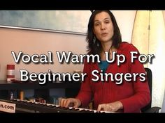 A simple but effective warm up exercise for beginner singers. www.singerssecret.com