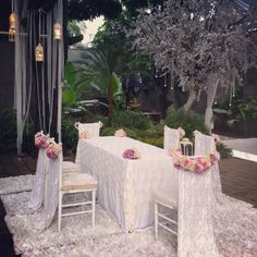 akad nikah at de green pondok indah
