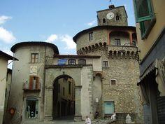 Castelnuovo di Garfagnana (Lucca, Italia) - La Rocca