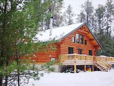 94 Best Log Cabins My Future Home Images Log Homes