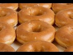 How to Make Glazed Donuts (no yeast required) - YouTube
