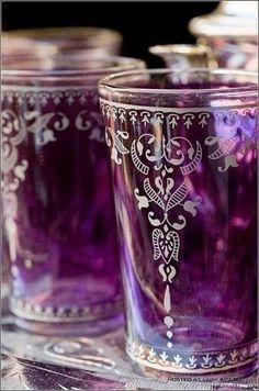 Marrakech | purple | glasses