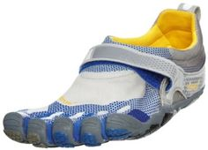 Vibram Fivefingers Bikila Sports Shoes BlueBlackGrey 85 DM USEU 42 ** Continue to the product at the image link. Athletic Fashion, Athletic Shoes, Vibram Fivefingers, Physical Condition, Sweater Design, Red Shirt, Sports Shoes, Barefoot, Shirt Style