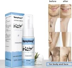 """>SprayAway™ Hair Removal Spray""""> Buy 2 Get Extra OFF (Code: Removing unwanted body hair need not be expensive and time-consuming. Try our SprayAway™ Hair Removal Spray. It will save you from s Hair Removal Spray, Hair Removal Cream, Beauty Care, Beauty Hacks, Beauty Skin, Beauty Tips, Beauty Ideas, Beauty Secrets, Beauty Products"""