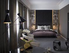A marca portuguesa Boca do lobo apresenta a Suite Boca do lobo no Hotel Infante Sagres, no centro do Porto.