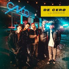 Check out the latest single from the popular latin boyband CNCO Cnco Band, Boy Bands, Teen Choice Awards, Daddy Yankee, Latin Music, New Music, I Love You All, My Love, Nice Meeting You