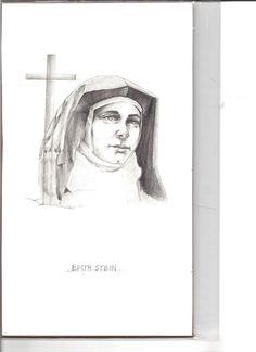 This was a commissioned pencil rendering of a saint for a Religious Training Publication. I produced it when I was an Art Teacher at St. Mary's of Piscataway in Clinton, MD. It was one of many images I produced for the publication. #Art #PencilRendering #PortraitArt #ReligiousArt #CommissionArt #BlackAndWhiteArt#SaintArt