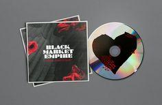 Black Market Empire - EP Design  Art Direction - Jonny Costello Adultartclub