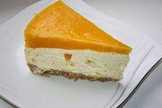 Ruokasurffausta: Persikka-juustokakku