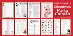 Free Printable Christmas Games for Kids . Your kids will love playing these free printable Christmas games including Christmas Scattergories and Christmas Christmas Gift Exchange Games, Fun Christmas Party Games, Printable Christmas Games, Holiday Games, Christmas Cards To Make, Christmas Fun, Xmas, Holiday Fun, Holiday Ideas